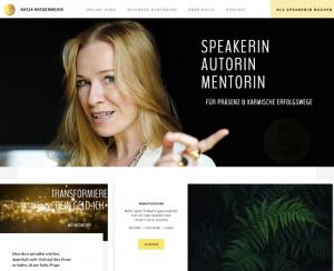 Positionierung & Auftritt für Katja Niedermeier