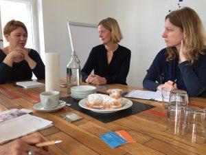Unternehmerinnen-Netzwerk Geschaeftsfreundinnen : Gabbey und Co. GmbH